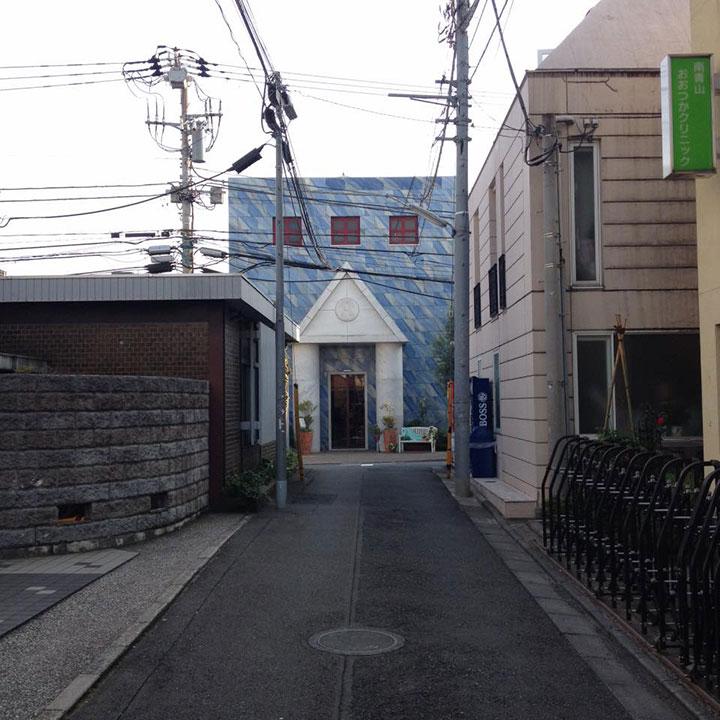 Ambiente Showroom Tokyo (1989-90) Aldo Rossi